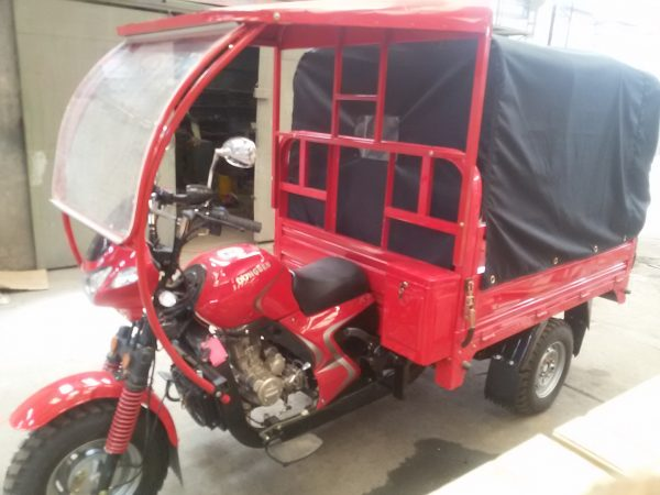 Motos de carga o triciclos de carga